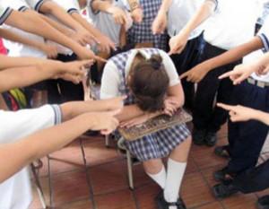 Violencia en las escuelas