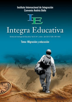 Book Cover: Integra Educativa N° 16