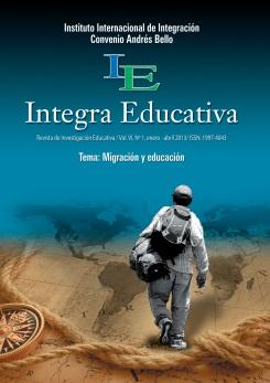 Book Cover: Integra Educativa N° 16