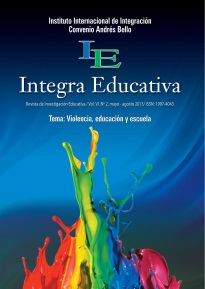 Book Cover: Integra Educativa N° 17