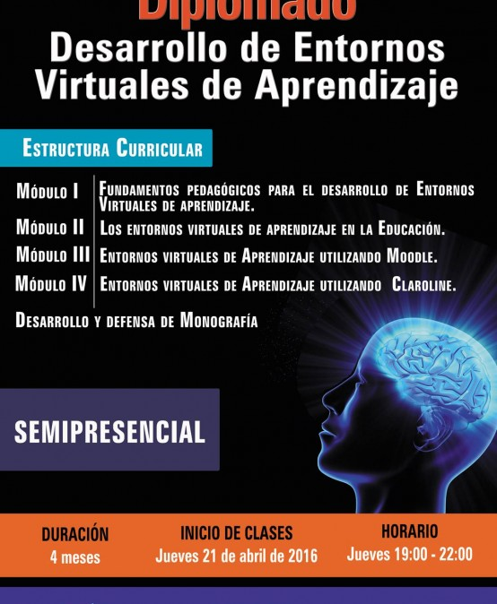 Desarrollo de Entornos Virtuales de Aprendizaje