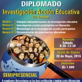 Diplomado en Investigacion Educativa