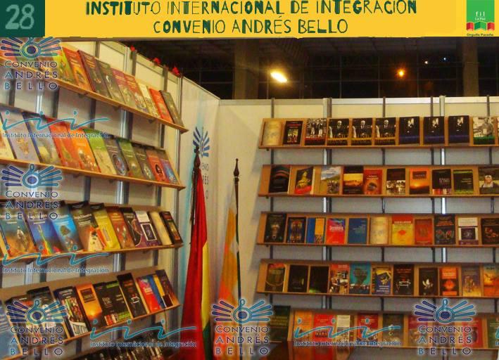 Participación IIICAB presente en la 21º Feria Internacional del Libro La Paz