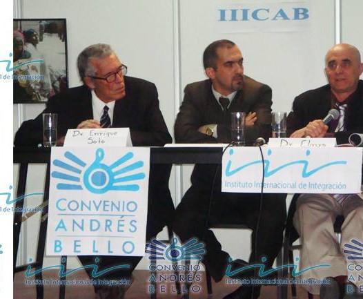 Coloquio: La educación en América Latina en el siglo XXI a debate Sala Néstor Taboada de La Feria internacional del Libro La Paz.